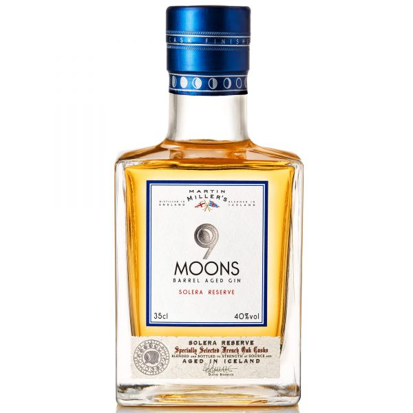 Martin Miller's Gin 9 Moons Solera Reserve